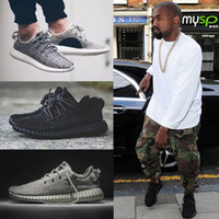 Wholesale Women Men Seankers Kanye West Boots Oxford Tan Training Running Sports Shoes Pirate Black Turtle Dove Moonrock