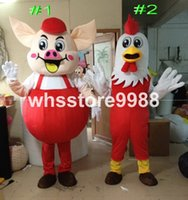 athletics photo - customization High quality EVA Material Photo Happy Pigs Happy Chicken mascot costume party walking cartoon Apparel
