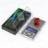 Wholesale 200g g x g g Mini jewelry pocket LCD Digital Scale Electronic Scale Weight Scale backlight