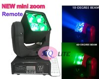 Wholesale remote Quiet Light Zoom Mini Theatre Stage Light