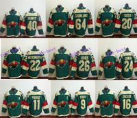 Wholesale 2016 Stadium Series Minnesota Wild Hockey Jerseys Mikko Koivu Zach Parise Devan Dubnyk Niederreiter Matt Dumba Vanek Granlund
