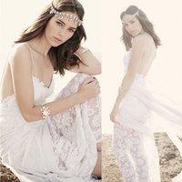 Cheap Bohemian Wedding Dress Best Beach wedding dresses