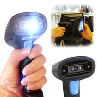 Wholesale Free Ship M3 D QR Wired Handheld USB laser Barcode Reader Scanner For Mobile Payment Computer Screen Scanner Virtual COM Port