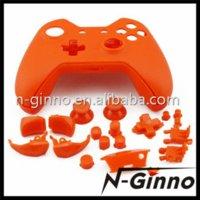 Cheap Free Shipping Matte Orange For XBOX ONE Housing Replacements For XBOX ONE Housing Shell Cover Case