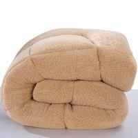 Wholesale new hot core quilt Double single student love warm Spring Autumn Thicken Winter Cashmere quilt cm x cm
