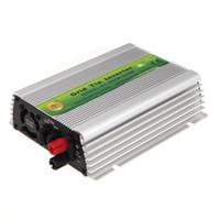 solar inverter - Micro Grid Tie Inverter Accept Home Car DC V AC V Solar Power Pure Sine Wave Watt W Watt H11265