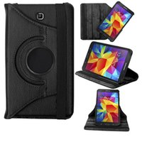 Wholesale Rotating PU Leather Case Cover For Samsung Galaxy Tab