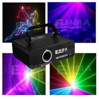 Wholesale 600mw RGB animation analog modulation laser light show DMX ILDA laser disco light stage laser projector