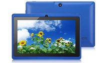 android retailers - 42 pieces per for retailer brand new and quality fashion inch tablet pc MID Q88 colors in stock
