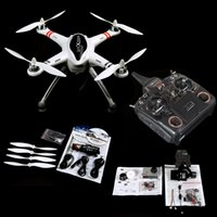 Original Pro RTF Walkera QR X350 RC FPV drone Quadcopter émetteur F7 + DEVO avec iLook Camera + G-2D Gimbal Photographie aérienne pour $ 18Personne