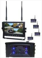Wholesale 2 G Digital Wireless Camera Day Night Sensor Automatic Adjustment Wireless Security Camera Wider Sun Visor Front Speaker Mini Wireless