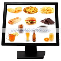 computer monitors - Touchscreen Monitor inch Lcd Computer Monitors Cheap Lcd Stand Computer Screens fit for KFC KTV POS Touch Screen Monitor