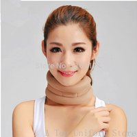 posture collar - 2015 New Direct Selling Posture Corrector Corretivo Tourmaline Breathable Adjustable Collar Adjust Neck Cervical Vertebra Fitted