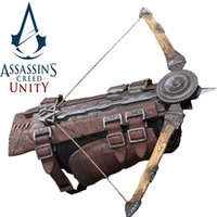 action costumes - kids toys Assassins Creed Hidden Blade Hidden Blade Action Figure Edward Kenway Cosplay Costume New in Retail Box same day