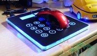 Wholesale Ultra thin Slim USB HUB calculator mouse pad mouse pad calculator Calculator with USB HUB