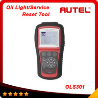 automotive lighting systems - Autel MaxiService OLS301 Oil Light Service Reset Tool Auto scanner OLS Free Internet Update for year