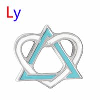 adoption jewelry - Hot Selling New Adoption Symbol Charm Zinc Jewelry Cheap Floating Lockets Charms Well Hand Ename MFC971