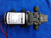 Wholesale A new V V DC6L min MPA wash pump diaphragm pump environmentally friendly cleaning materials