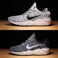nike huarache - 2016 Nike Air Huarache Black Grey Mens Running Shoes Cheap Original Nike Air Huaraches For Men Shoes Sneakers