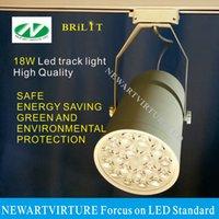 Cheap White LED track light lighting Best 110V Yes led track lamp