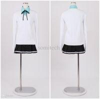 basketball uniform custom - Kuroko No Basketball Kuroko s Basketball Momoi Satsuki uniform free size custom made anime cosplay Halloween cosumes