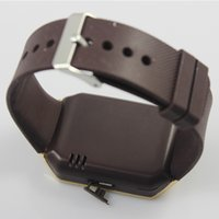 Wholesale 20pcs A Quality DZ09 Bluetooth Smart Watch With SIM Card For Apple Samsung IOS Android Cell phone inch
