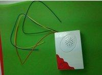Wholesale Hotel home BUZZ doorbell weak V wires hanging doorbell wired