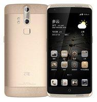 "Cheap New Original ZTE Axon Max 4G LTE Cell Phone Snapdragon 615 Android 5.1 6.0"" FHD 1920X1080 3GB RAM 32GB ROM 16.0MP Eye ID 4140Mah Smartphone"