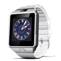Wholesale touch screen smart watch phone bluetooth dz09 with sim smartwatch for android phones VS u8 gv18