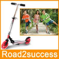 skateboard wheels - 2015 Unicycle Twin Wheel all aluminum Wheel Scooter one generation adult scooter skateboard PU Big Wheel DHL