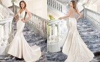 Cheap Crystals Wedding Dresses Best Appliques Bridal Dresses