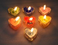 Wholesale Valentines Candly with Fragrance Heart Shape Multi Colors Different Fragrance A Drop Shipping Available