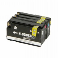 Wholesale 4PK For hp950 hp951 XL Compatible Ink Cartridges With Latest Chip for HP Officejet Pro ePrinter