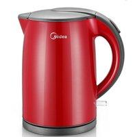 Wholesale 2015 home appliance Midea L electric kettle stainless steel electric kettle kettle model no WH415E2g