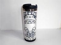 anniversary coffee mugs - New Diy Totoro th Anniversary Mug Coffee Cup Water Cup Travel Cup Drinkware CM OZ Creative Cup Best Gift