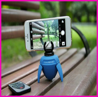 Wholesale iCanany RK03 RK Degree Bluetooth Elf Mini Panorama Robot for Selfie Photography for iPhone Samsung HTC Sony LG Canon DSLR Camera