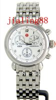 michele watch - NEW ARRIVAL Factory Seller Brand Michele Womens CSX Stainless Steel Chronograph Watch MW03M00A0046