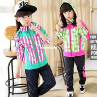 american service style - New xayakids children fall fashion girls coats in the spring and autumn big boy children coat jacket household service