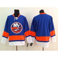 Cheap Blue Islanders Hockey Jersey 2015 Cheap Hockey Jersey Shirts High Quality Hockey Jerseys American Premier Player Jerseys Sports Uniforms