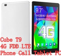 cube - Cube T9 G FDD LTE Phone Call Tablet PC Inch GB RAM GB ROM MP Back Camera MTK8752 Octa Core GHz Android IPS GPS
