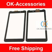 asus touch pc - Over US PC For Asus FE170 ME170 K012 L FPC Touch Screen Digitizer Glass Touch Panel PC High Quality