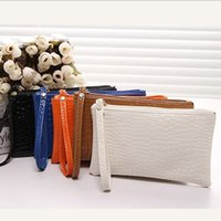 Wholesale Manufacturers supply cheap stall hand bag bag lady crocodile pattern change
