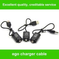Wholesale Spring sale ego USB Charger For Ego Battery ego thread USB charger for ego t battery evod battery ego k battery