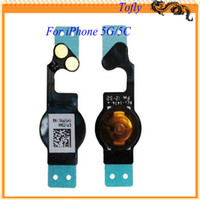 Wholesale 2015 Hotest Flex Cables For iPhone G Home Button With Flex Cable Ribbon