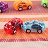 Wholesale 2015 Cartoon Toys Cars Mini Pull Back Cars Kids toy for Party Favors CM