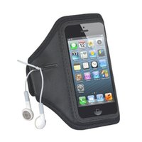 Wholesale Sport Gym Running Armband Phone Case Cover Pouch For iPhone S C S