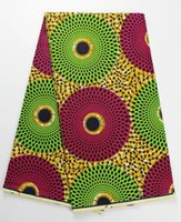 african print fabric - TOP SELL Free shiping Guaranteed Dutch super wax hollandais yards African printed fabric Ankara cotton wax fabric YBG