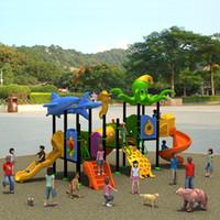 plastic playground - dream colorful children slide playground slide outdoor playground slide Sliding Board plastic slide Slippery slide playhouse