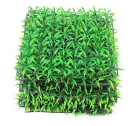 artificial grass - Simulation Grass Artificial Encryption Grass Mat Artificial Plastic Grass Lawn Turf Shooting Props Home Garden Decorations Supply CM Cm