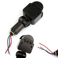 Wholesale S5Q V DC Spotlights Induction Automatic Infrared Sensor Switch For LED Light AAADXP